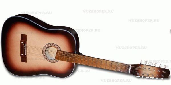 Гитары 12-ти струнные